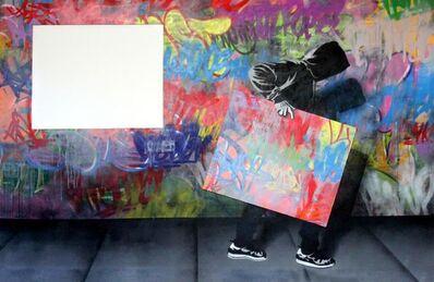 Hijack, 'Untitled Mural', 2017