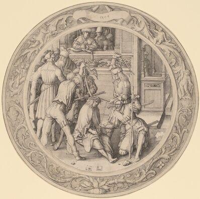 Lucas van Leyden, 'Christ Crowned with Thorns', 1509