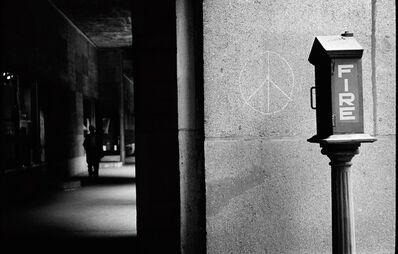 Jim Marshall, 'Peace, New York', 1962