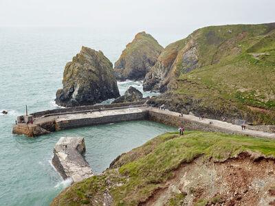 Simon Roberts, 'Mullion Cove, Lizard Peninsula, Cornwall, 9 May 2014', 2014