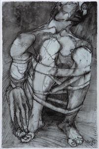 Elisabeth Frink, 'Bound Figure', 1950
