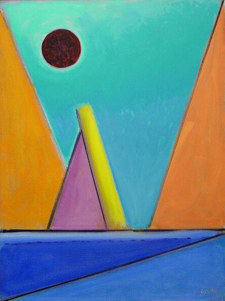 Paul Resika, 'Ingot', 2009