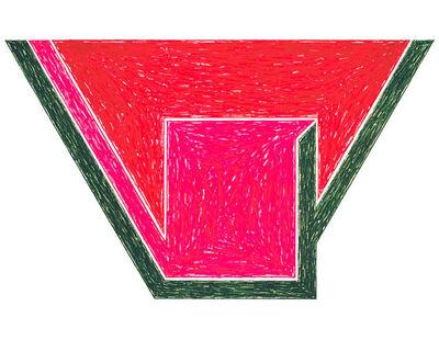 Frank Stella, 'Union', 1974