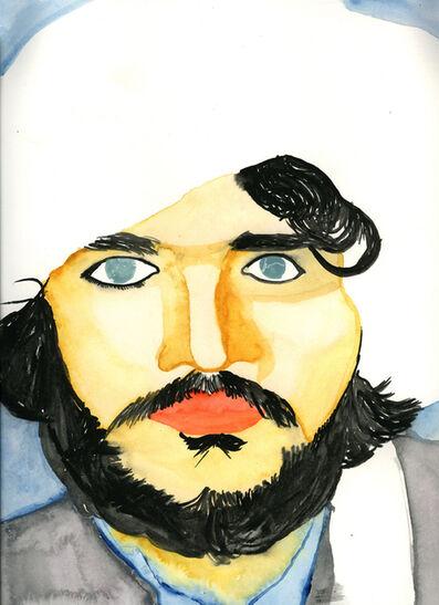 Rudy Shepherd, 'Taliban drawing', 2009