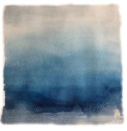 Katie Heffelfinger, 'Color Study in Sky Blue', 2017