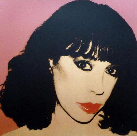 Andy Warhol, 'Janet Villella'