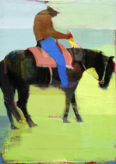 Suhas Bhujbal, 'A Ride', 2016