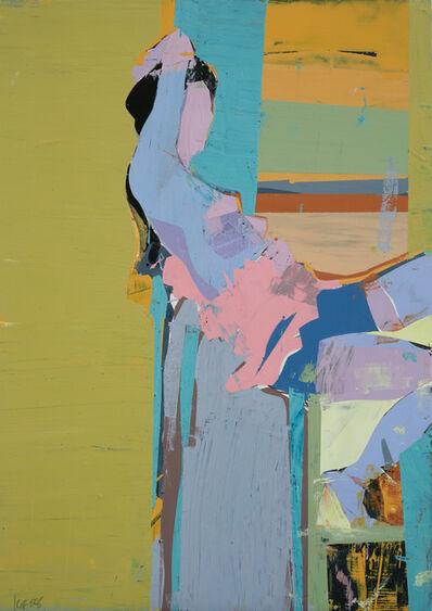 Kim Frohsin, 'Pink Sitter', 2008