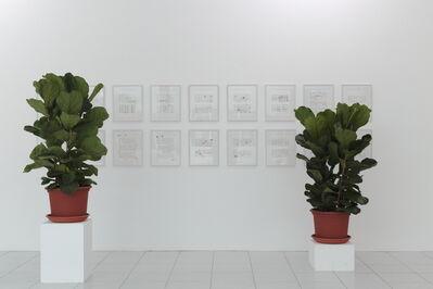 Ana Prvački, 'Porcupine score', 2016