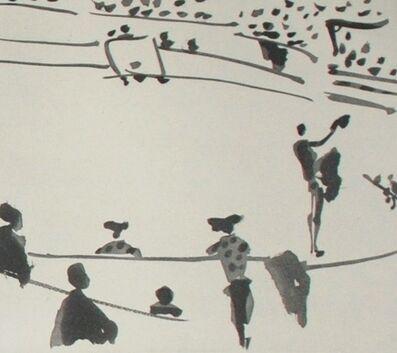 Pablo Picasso, 'El Matador Brinda la Muerte del Toro (The Bullfighter Dedicates the Death of the Bull)', 1959