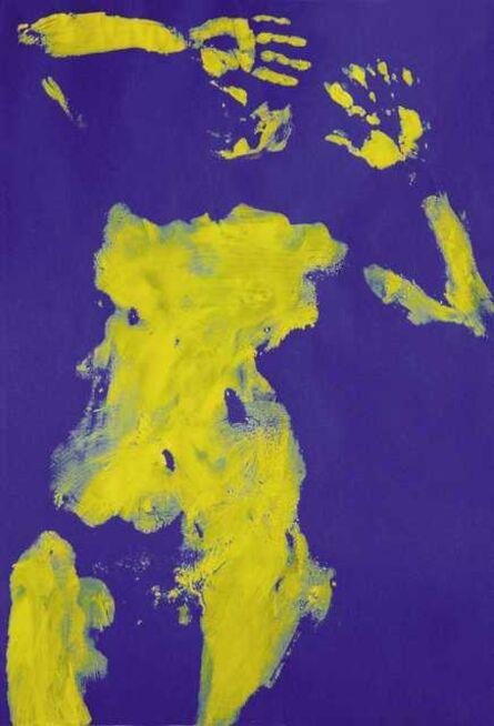 Lee Wen, 'Anthropometry Revision - HLP Series No. 02', 2008