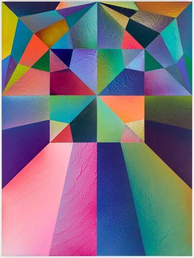 Yusuke Komuta, 'Plane_Monster (Distortion)', 2012