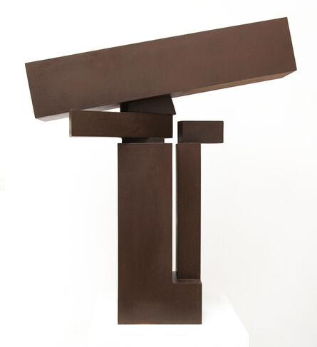Marino di Teana, 'Canon H.100 cm', 1983