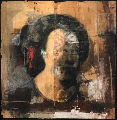 Alirio Palacios, 'Estudio N 4 ', 1999