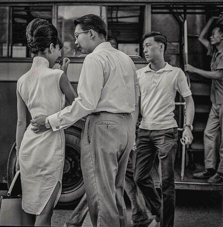 James Chung 鍾文略, 'Sweet Lovers', 1958