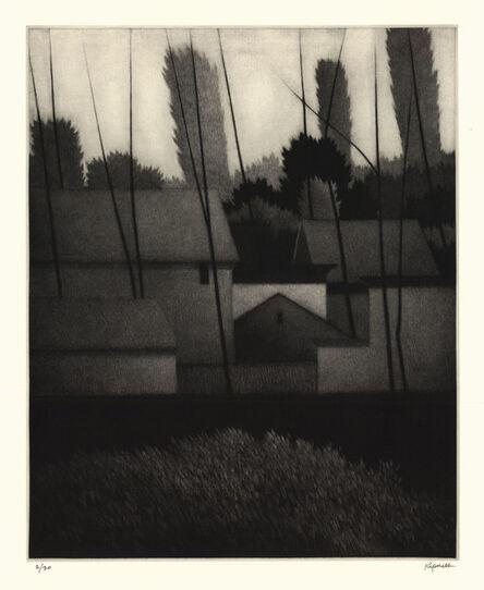 Robert Kipniss, 'At the edge of the village.', 2014