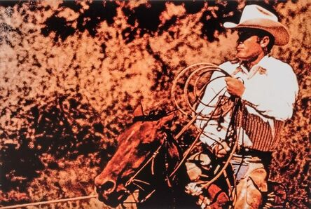 Richard Prince, 'Untitled [Cowboy with lasso], from the Cowboys and Girlfriends series'