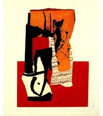 Robert Motherwell, 'Vintage Robert Motherwell Announcement, New York', 1981