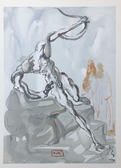 Salvador Dalí, 'Hell Canto 25 - The centaur', 1959-1963