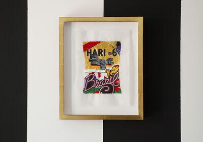 Carly Mark, 'Gold Bear (Brazil)', 2016