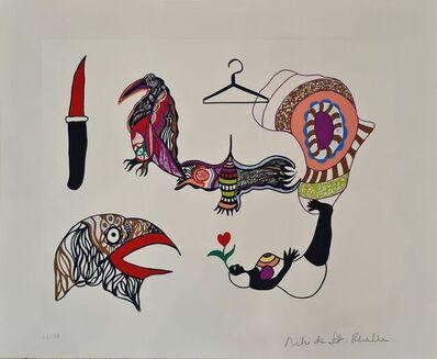 Niki de Saint Phalle, 'No title', ca. 1970