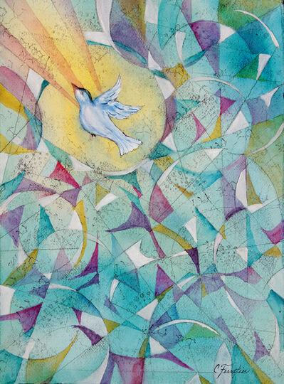 Cookie Ferratier, 'Holy Spirit Ascending', 2019
