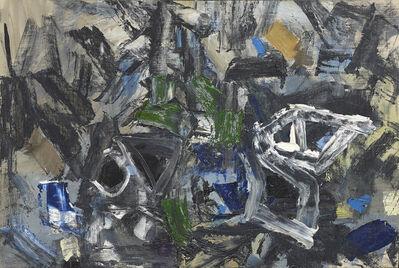 Yvonne Thomas, 'Nocturnal', 1955