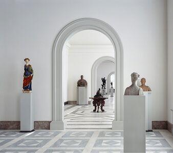 Reinhard Gorner, 'Virtue, Bode–Museum, Berlin', 2011