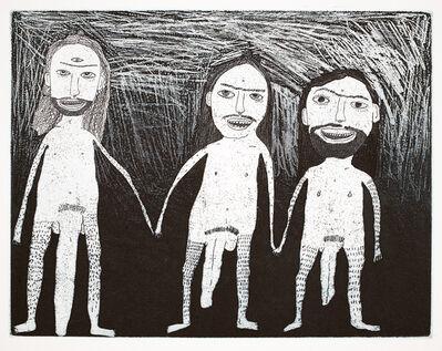 Ramesh Mario Nithiyendran, 'Trio', 2015
