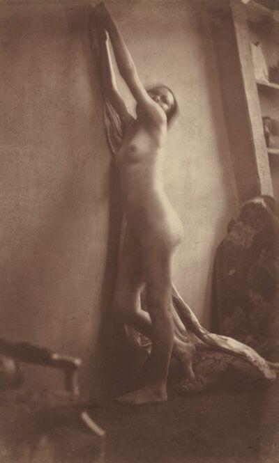 Frank Chauvassaignes, 'Nude', ca. 1856