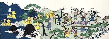 Asuka Ohsawa, 'Space Invaders 3-4', 2010