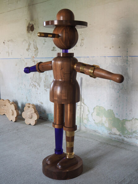 Plamen Dejanoff, 'Pinocchio', 2008