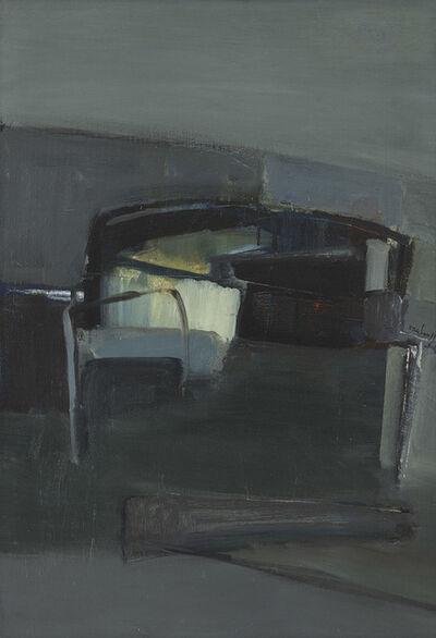 Gisèle Van Lange, 'Composition grise', 1960-61