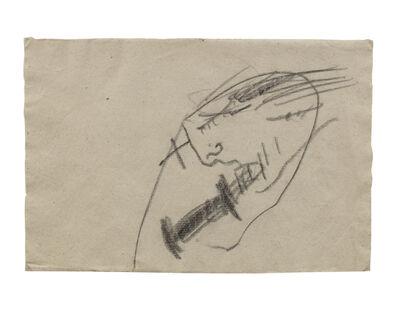 Antoni Tàpies, 'Projecte num 3', 1994