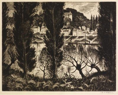 Christopher Richard Wynne Nevinson, 'Sevres', 1926