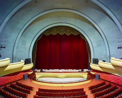 David Burdeny, 'Teatro America', 2014