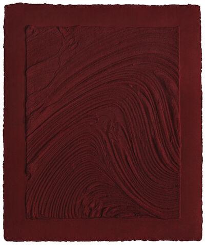Jason Martin, 'Untitled (Plate III)', 2010