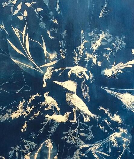 Peggy Cyphers, 'Kingfisher', 2015