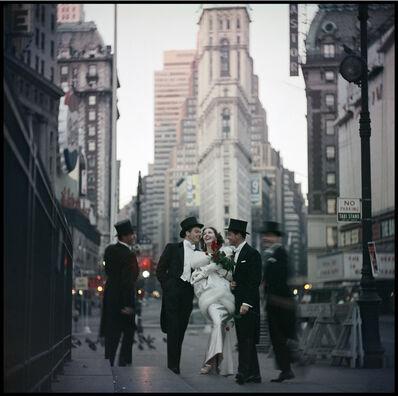 Gordon Parks, 'Cocoon Cape, New York, New York (30.003)', 1956