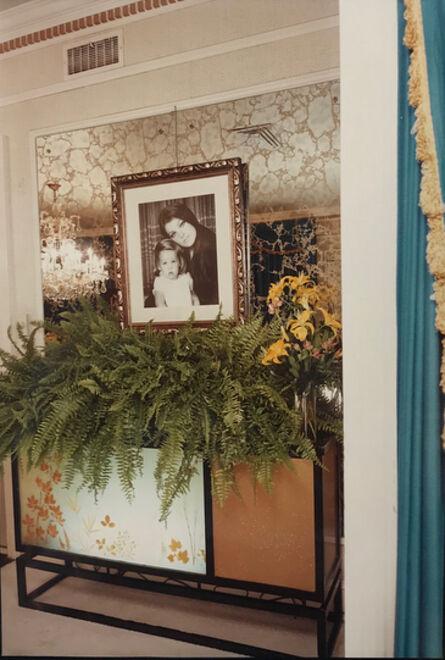 William Eggleston, 'Untitled (Photo of Lisa Marie & Priscilla), Graceland, Memphis, Tennessee', 1982