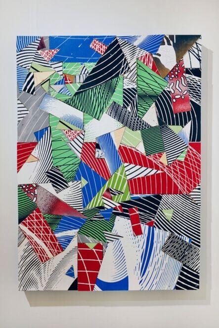 Tohru Matsushita, 'Cutter (Puzzle)', 2019