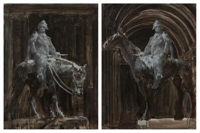 Li Qing 李青 (b. 1981), 'Image of Mutual Partial Undoing- Monuments', 2015