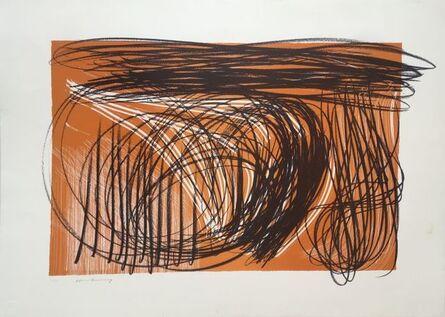 Hans Hartung, 'L 1971-1 ', 1971