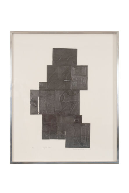 Louise Nevelson, 'Night Tree', 1972