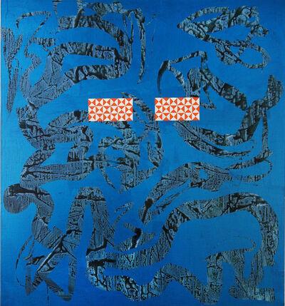 Maurice Cockrill, 'Dark Enigma', 2011