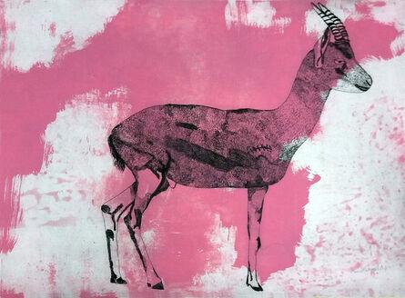 Manal Mahamid, 'Palestinian Gazelle 1', 2016