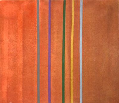 William Perehudoff, 'AC-72-5', 1972