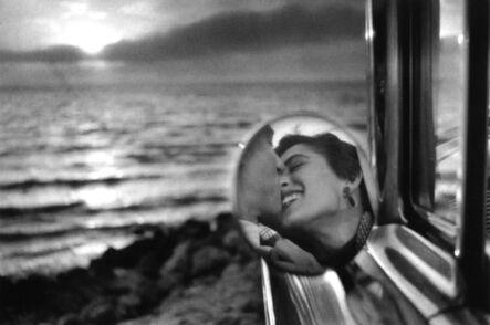 Elliott Erwitt, 'California Kiss', 1955