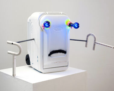 Jon Pylypchuk, 'I am your new vision of death, my handicap will not affect my performance', 2011