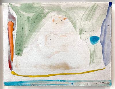 Helen Frankenthaler, 'Thanksgiving Day ', 1973